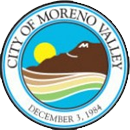 City of Moreno Valley Seal