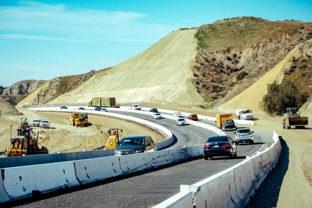 SR60 Truck Lane